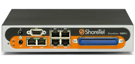 ShoreTel Voice Switch 90BRIV Unified Communications Platform